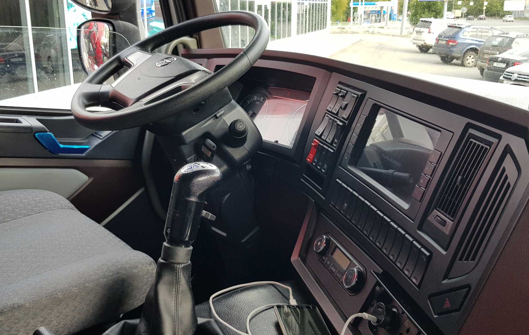 Ремонт фургона