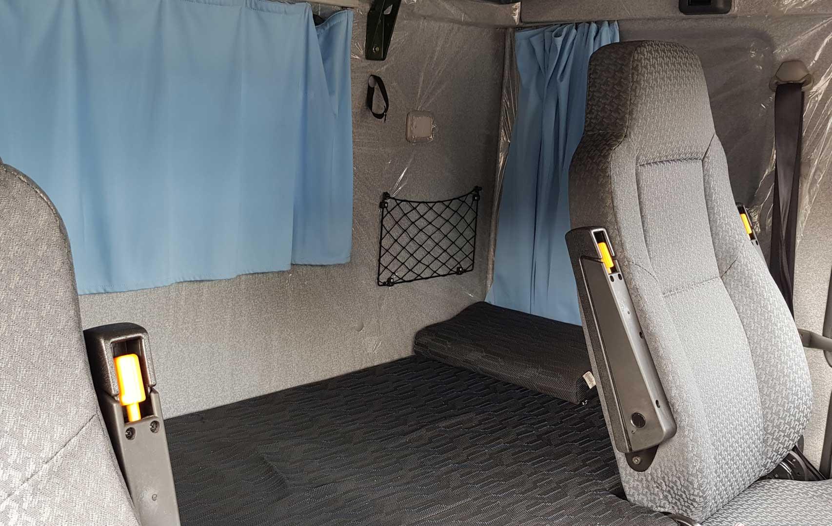Ремонт изотермического фургона